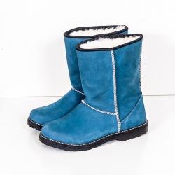Угги женские (синие)